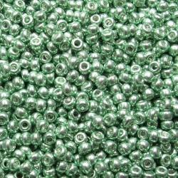 Rocaille 8/0 1074 Galvanized Sea Green 10 gr