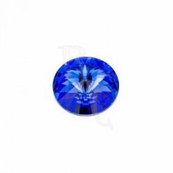 Rivoli swarovski 1122 14 MM Sapphire