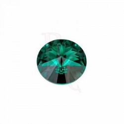 Rivoli swarovski 1122 14 MM Emerald