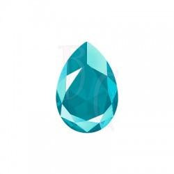 Cabochon swarovski 4327 30X20 MM Crystal Azure Blue