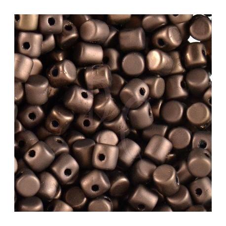 Minos® par Puca® 2,5x3 mm Dark Bronze Mat 5 gr