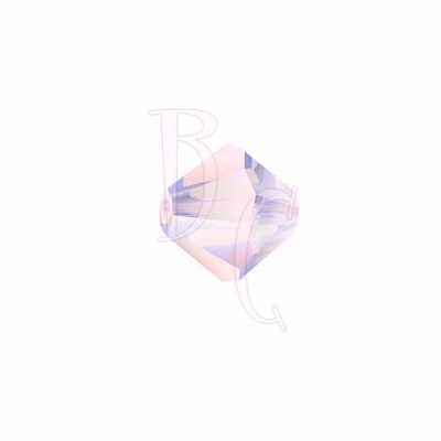 Bicono swarovski 5328 4MM Rose Water Opal
