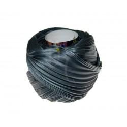 Seta Shibori color Solid silver x15cm