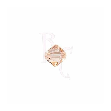 Bicono swarovski 5328 3MM Light Peach