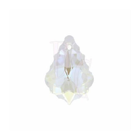 Pendant Baroque 6090 22x15 MM Crystal Moonlight