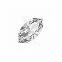 Navette Fancy Stone 4228 15x7 MM Crystal