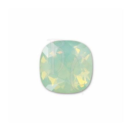 Cushion Cut Fancy Stone 4470 12 MM Chrysolite Opal