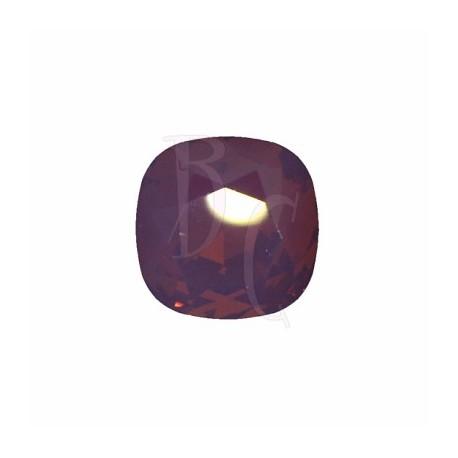 Cushion Cut Fancy Stone 4470 12 MM Cyclamen Opal