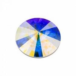 Rivoli Round Stone 1122 18 MM Crystal ab