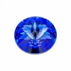 Rivoli Round Stone 1122 18 MM Sapphire