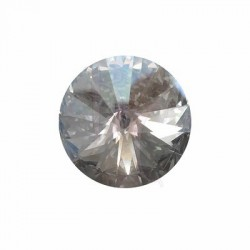 Rivoli Round Stone 1122 18 MM Crystal Moonlight
