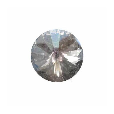 Rivoli Round Stone 1122 18 MM Crystal Moonlight
