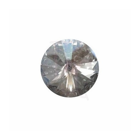 Rivoli Round Stone 1122 16 MM Crystal Moonlight