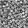 Minos® par Puca® 2,3x3 mm Silver Aluminium Mat  5 gr