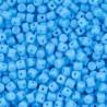 Minos® par Puca® 2,5x3 mm Opaque Blue Turquoise 5 gr