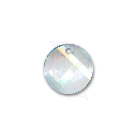 Twist Pendant 6621 28 mm Crystal Moonlight