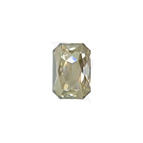 Large Rectangle Octagon Fancy 4627 27x18.5 mm Crystal silver shade