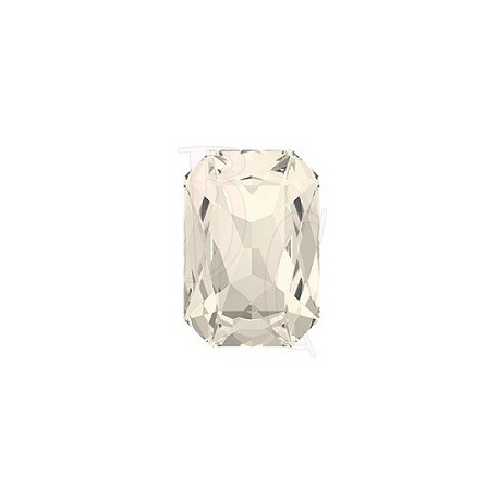 Large Rectangle Octagon Fancy  4627 27x18.5 mm Crystal Moonlight
