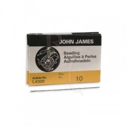 Aghi Infilaperle John James Misura 10 - 51mm