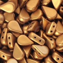 Amos® par Puca® 5x8 mm Bronze Gold Mat 10 gr