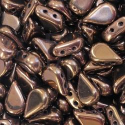 Amos® par Puca® 5x8 mm Dark Bronze 10 gr