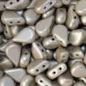 Amos® par Puca® 5x8 mm Metallic Mat Beige 10 gr