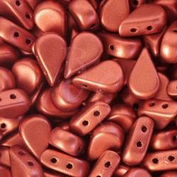 Amos® par Puca® 5x8 mm Bronze Red Mat 10 gr