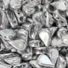 Amos® par Puca® 5x8 mm Argentees Silver 10 gr