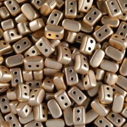 Ios® par Puca® 5,5x2,5 mm Light Gold Mat 10 gr