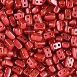 Ios® par Puca® 5,5x2,5 mm Red Metallic Mat 10 gr