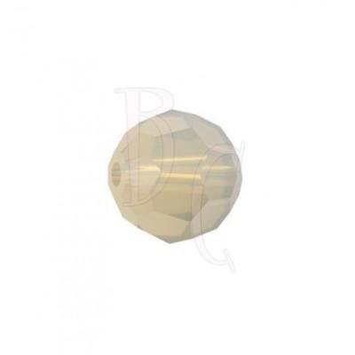 Round swarovski 5000 10 mm Sand Opal