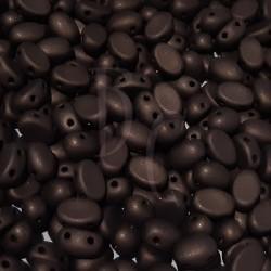 Samos® par Puca® 5x7 mm Dark Bronze Mat 10 gr