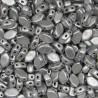 Paros® par Puca® 7X4 mm Silver Aluminium Mat 10 gr