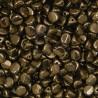 Ilos® par Puca® 5X5 mm Dark Gold Bronze 10 gr