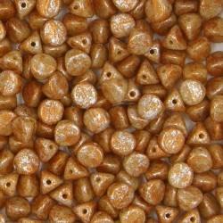 Ilos® par Puca® 5X5 mm Opaque Beige Tweedy 10 gr