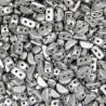 Kos® par Puca® 6x3 mm Silver Aluminium Mat 10 gr