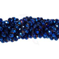 Cipollotti 6x8 mm Metallic Blue