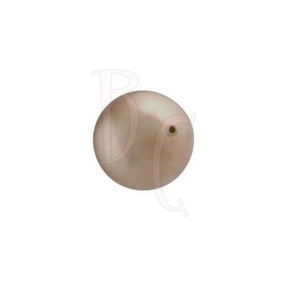 Perla swarovski 5810 6 MM Crystal Pearl Bronze
