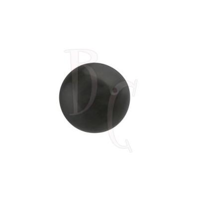 Perla swarovski 5810 6 MM Crystal Pearl Black