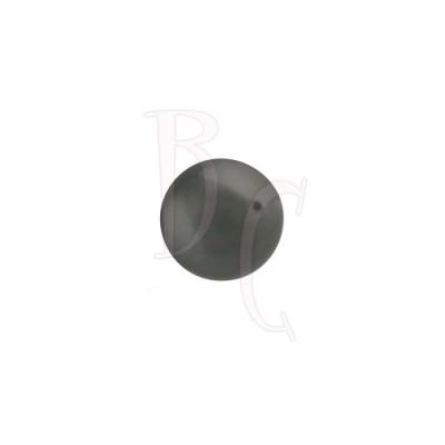 Perla swarovski 5810 8 MM Crystal Pearl Dark Grey