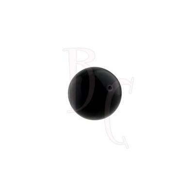 Perla swarovski 5810 8 MM Crystal Pearl Mystic Black