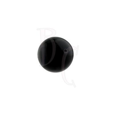 Perla swarovski 5810 10 MM Crystal Pearl Mystic Black