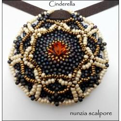 SCHEMA ORECCHINI - CIONDOLO CINDERELLA