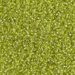 Rocaille 15/0 0014 Silver Lined Chartreuse 10 gr