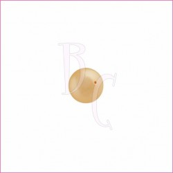 Perla swarovski 5810 8 MM Peach