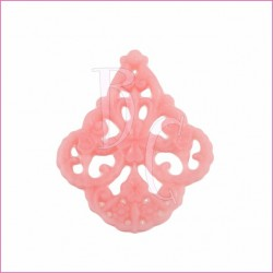 Filigrana 48x58 color rosa chiaro