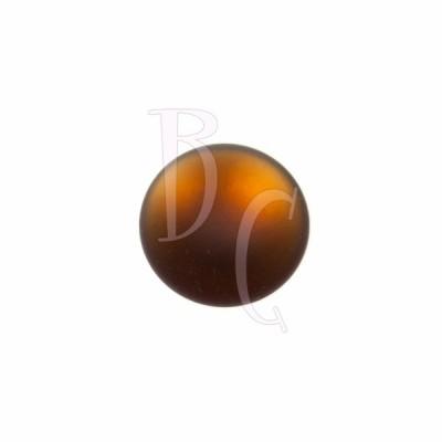Softtouch tondo 24mm color marrone chiaro