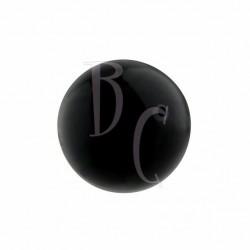 Perla swarovski 5810 14MM Crystal Pearl Mystic Black