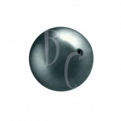 Perla swarovski 5810 14 MM Crystal Pearl Tahitian-Look