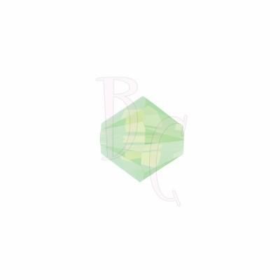 Bicono swarovski 5328 4MM Chrysolite Opal
